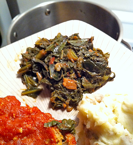 Southern Greens – Just Like Mama Used To Make!