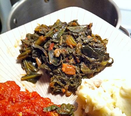 Southern Greens – Just Like Mama Used To Make!