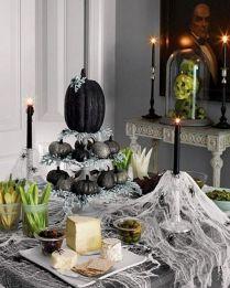 Strašidelný Halloween ve vaší jídelně - zdroj: Martha Stuart
