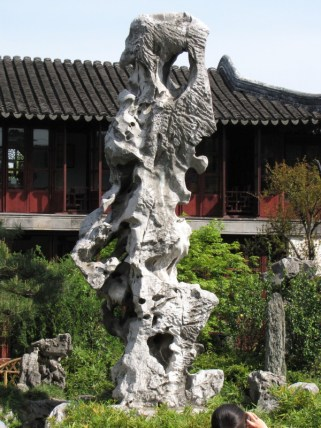 Cloud Capped Rock - Lingering Garden - Suzhou