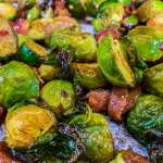 oven roasted Brussel sprouts recipe