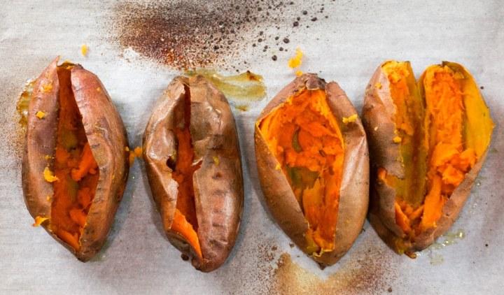 sweet potato recipe