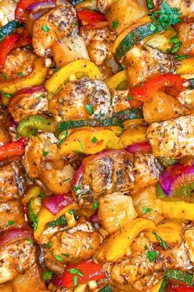 chicken kabobs recipe