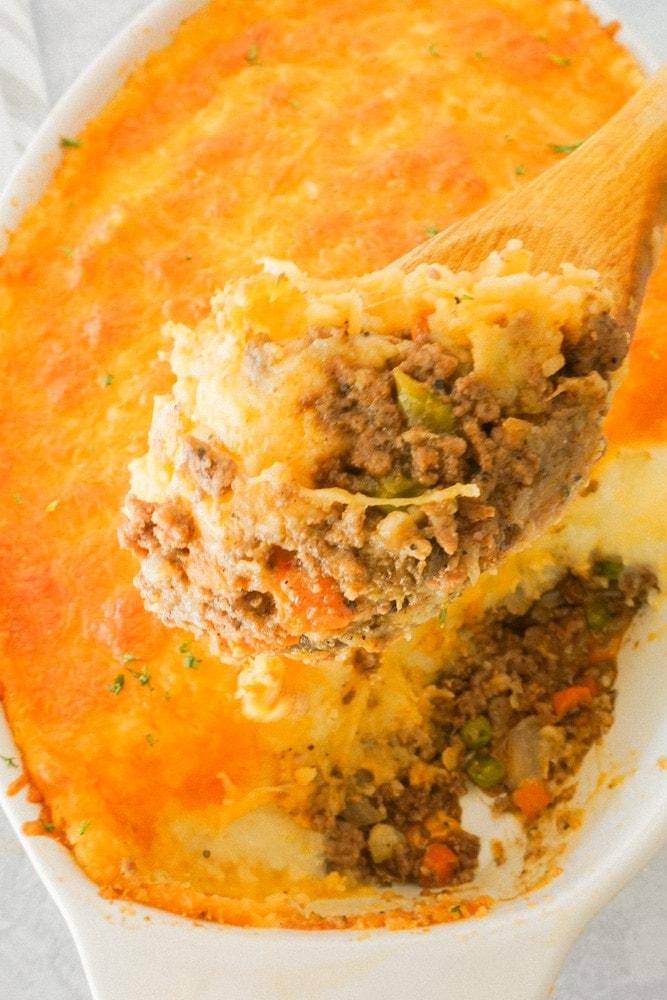 shepherds pie