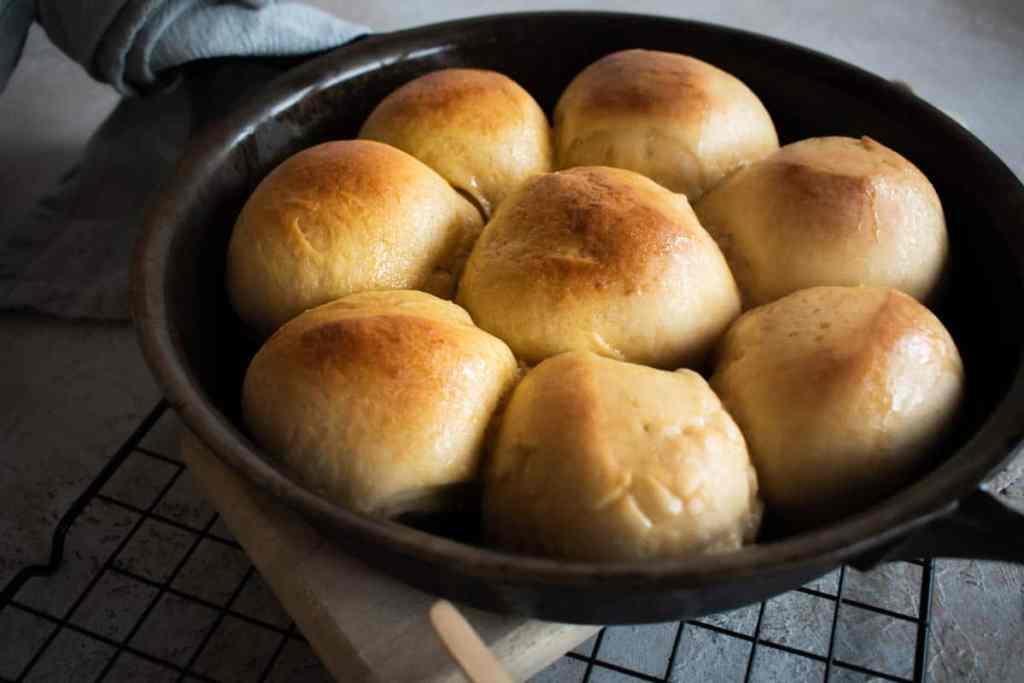 Homemade Yeast Rolls