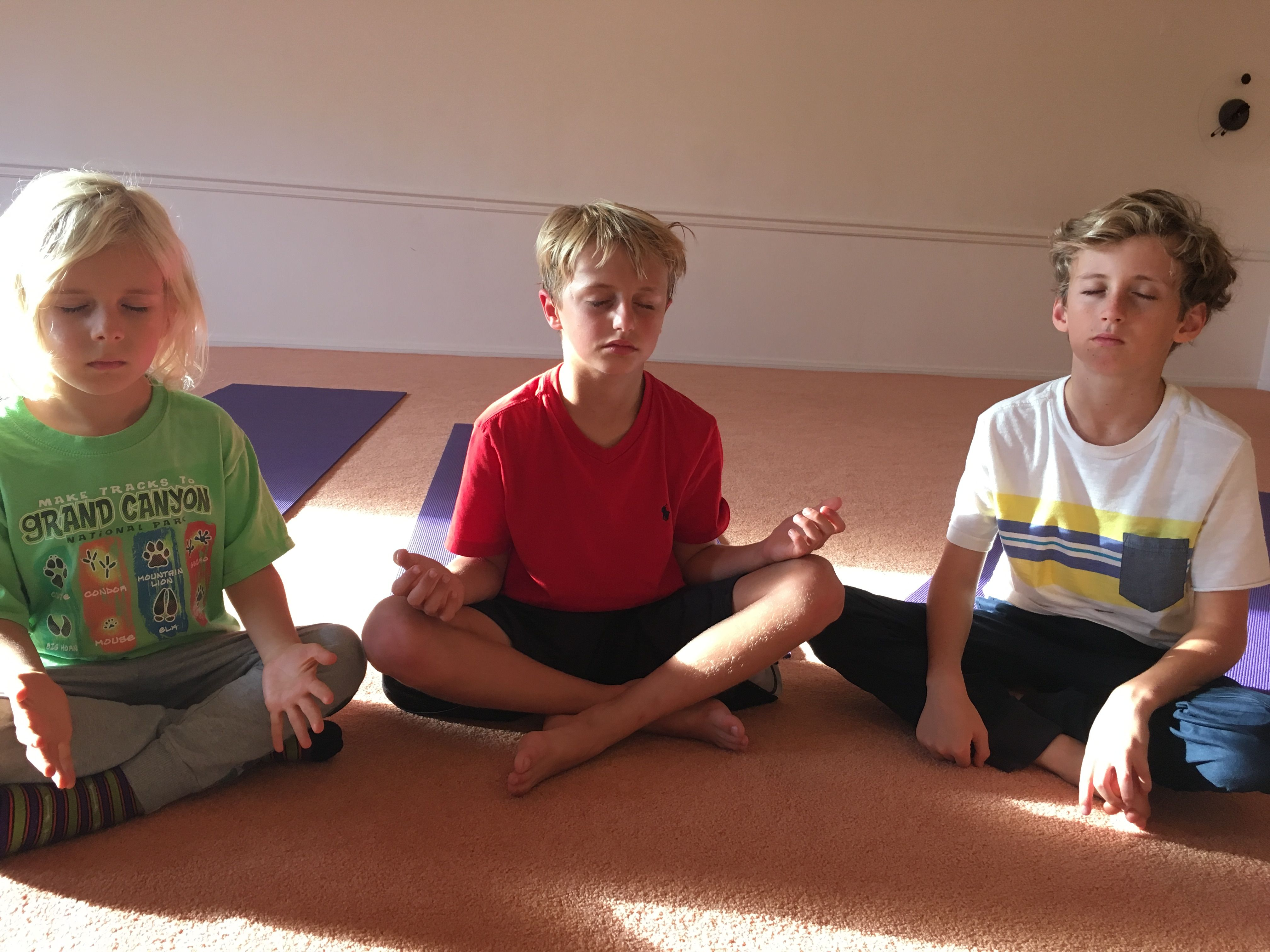 Mindfulness, Meditation and Yoga in schools? – Let's