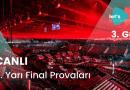 #Eurovision2021: 2. Yarı Final İlk Provaları – 3. Gün