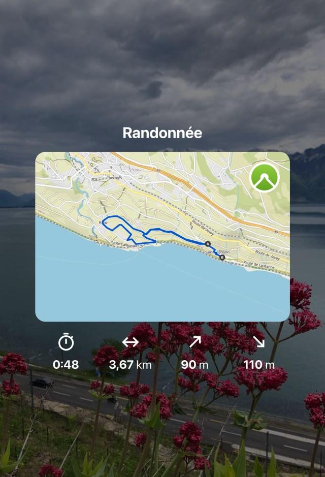Lavaux short hike