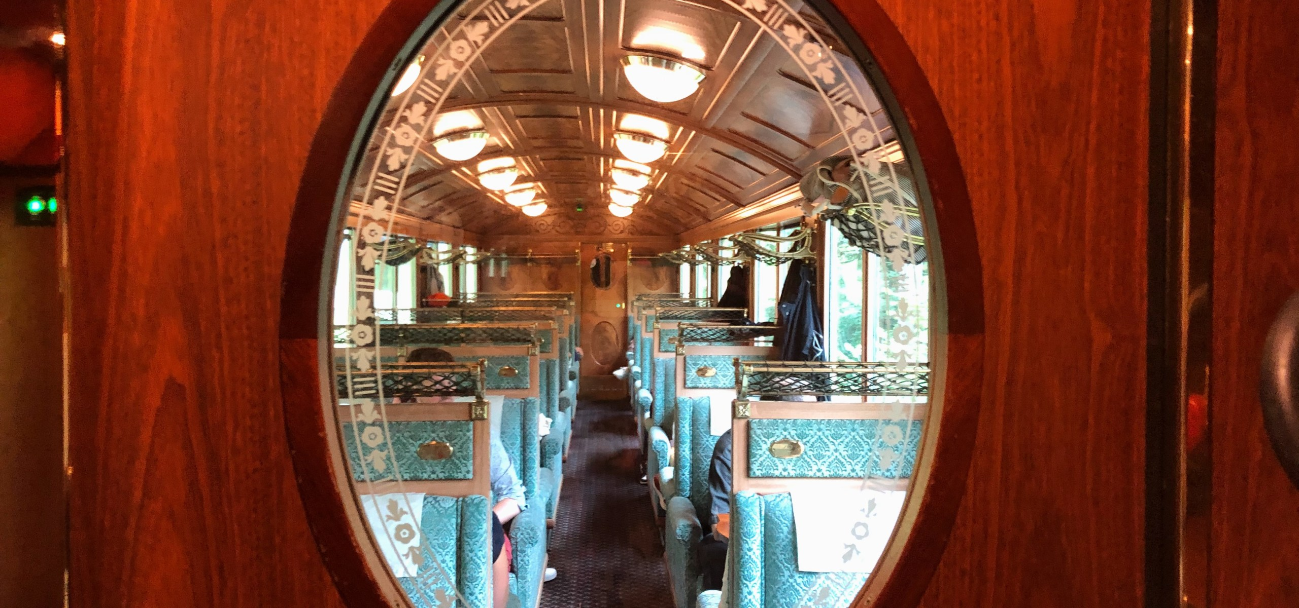 Chocolate Train Montreux