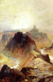 "Thomas Moran's ""Grand Canyon, Utah"""