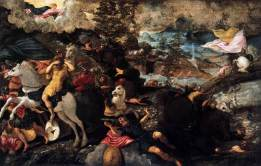 "Tintoretto's ""The Conversion of Saul"""