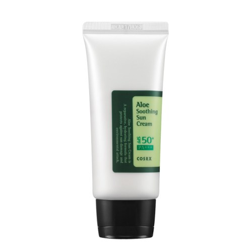 Cosrx Aloe Soothing Sun Cream SPF50