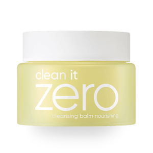 Banila Co Clean It Zero Nourishing Cleansing Balm