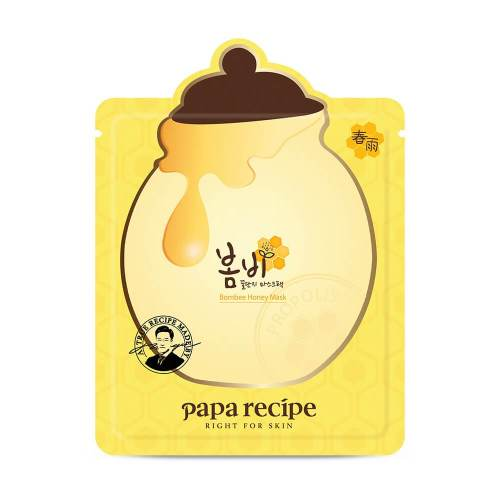 Papa Recipe Bombee Honey Mask New