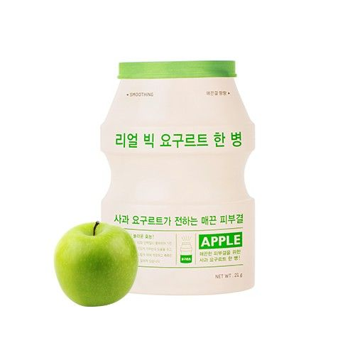 Apieu Real Big Yogurt One Bottle Apple