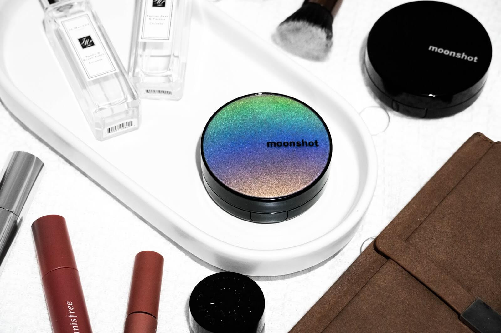 Review Moonshot Micro-Setting Fit Cushion