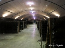Chandon - Les caves