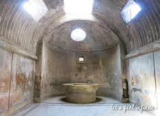 Pompei - baths