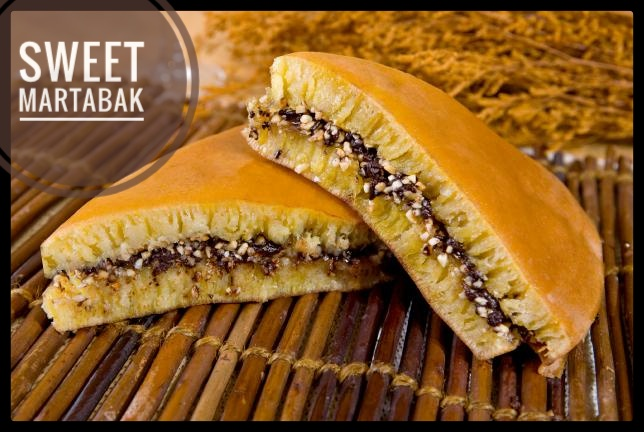 Sweet Martabak Indonesia Most Popular Street Food Let S Get Cooking Now