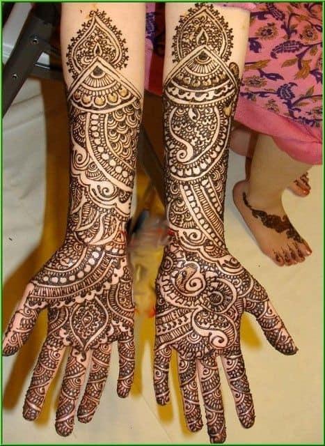 35 Traditional Gujarati Mehndi Designs Bridal Fusion
