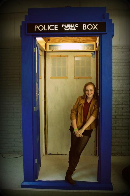Amela and the TARDISa