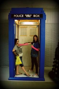 Tristan in TARDISa