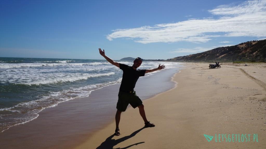 Plaża w Mui Ne