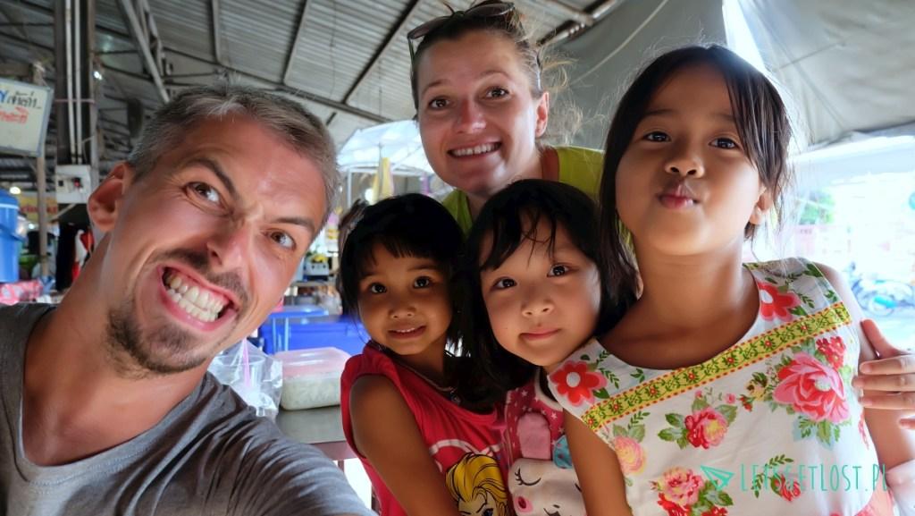 Phetchaburi dzieci