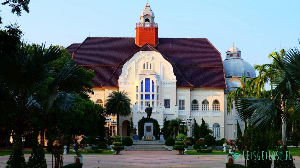 Phetchaburi letnia rezydencja