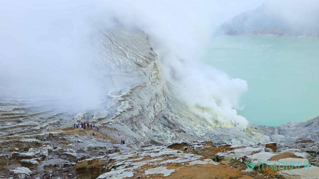 Wulkan Ijen