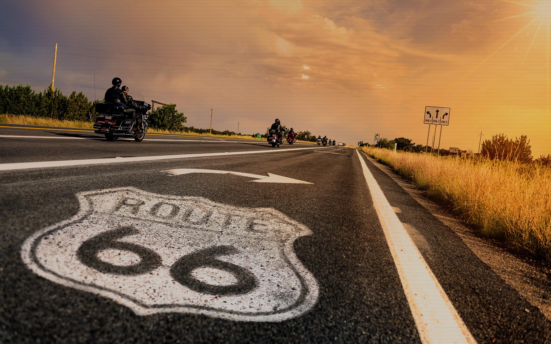 Tour Route 66