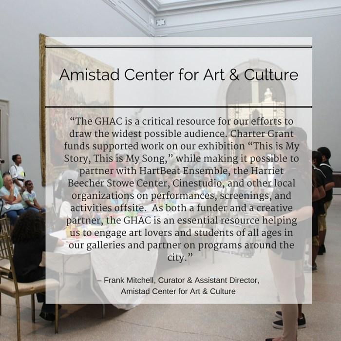 Amistad Center