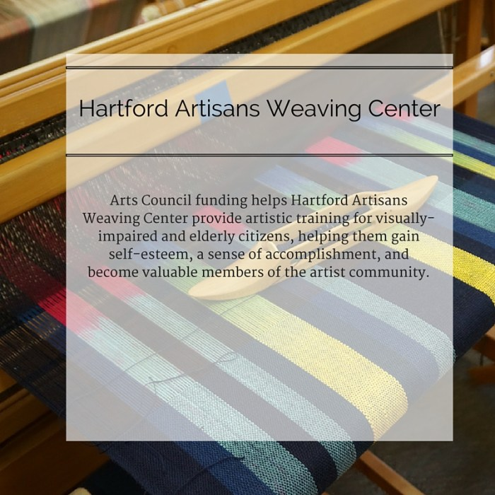 Hartford Artisans Weaving Center