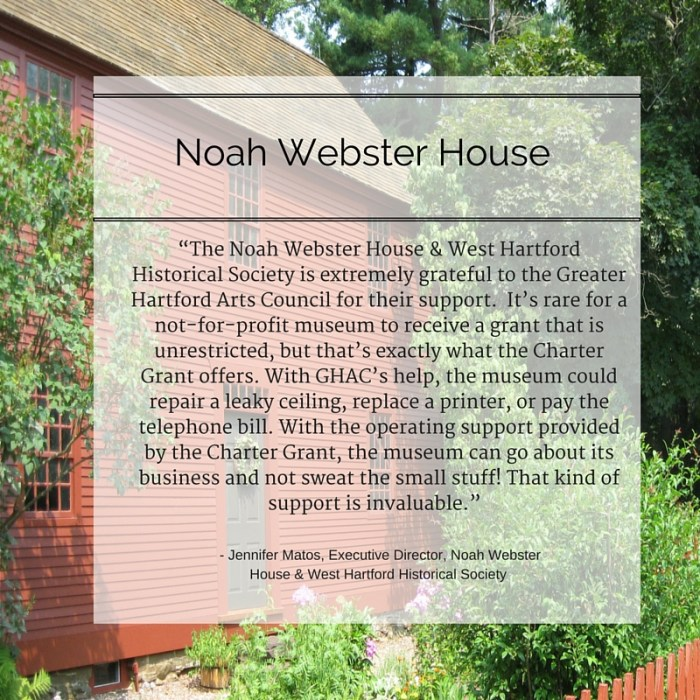 Noah Webster House