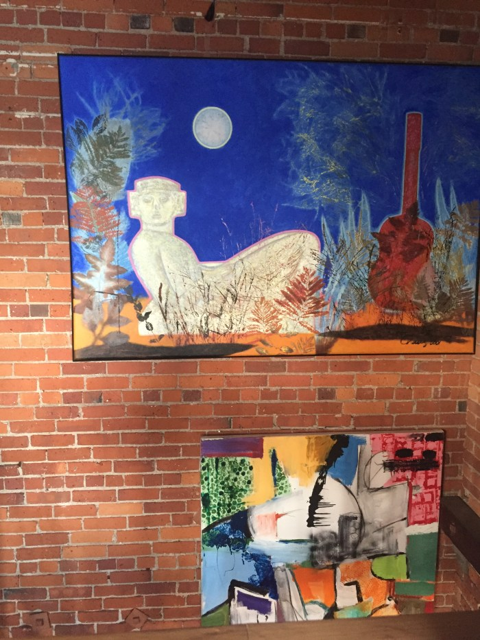 dirt salon paintings