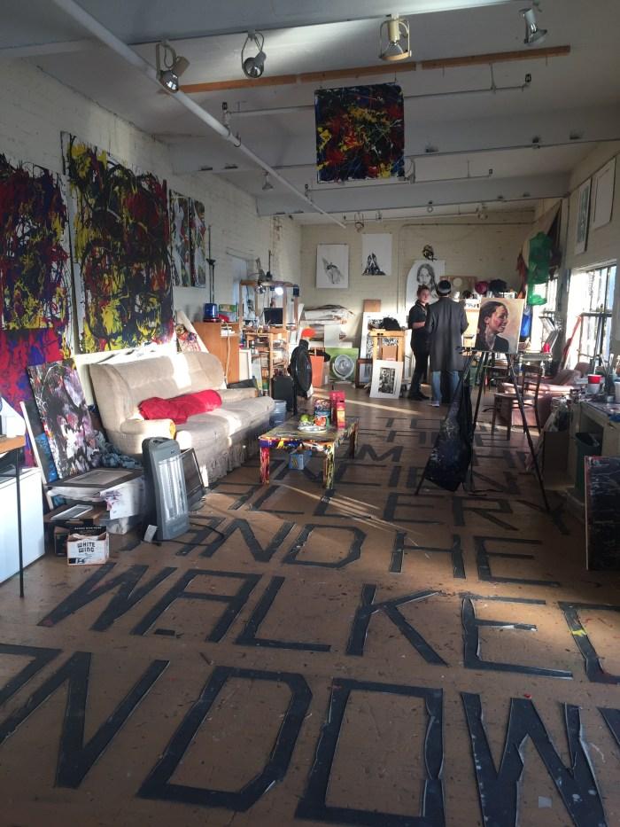 studio at dirt salon