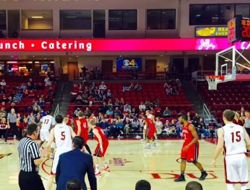 DU Shoots Down South Dakota 66-52