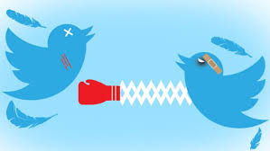 Fanning the Flames – From Tweets to Twits