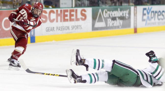 DU Hockey Mailbag: It's North Dakota Week!