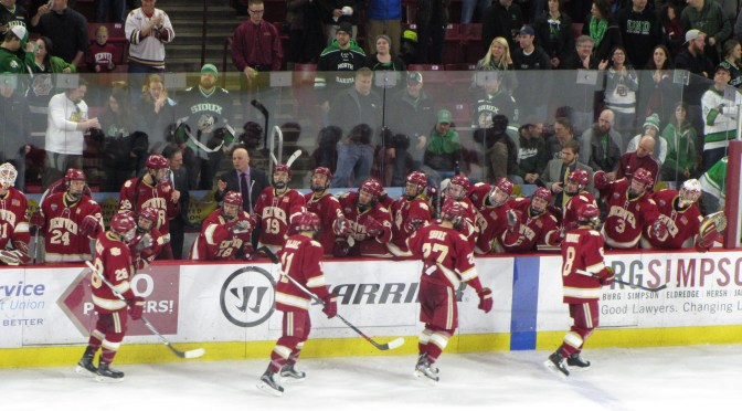 Denver Secures Sweep Over North Dakota