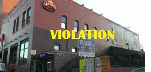 Health Notice: Jackson's Restaurant & Sports Bar