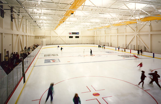 Denver Hockey Alums to Skate at Joy Burns Arena