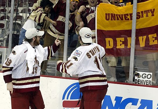 DU-UND 1994: The Last of the Great College Hockey Brawls
