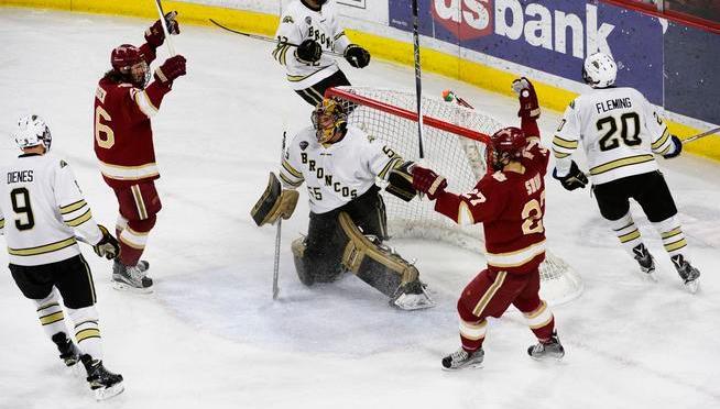 DU Hockey Mailbag: Senior Week