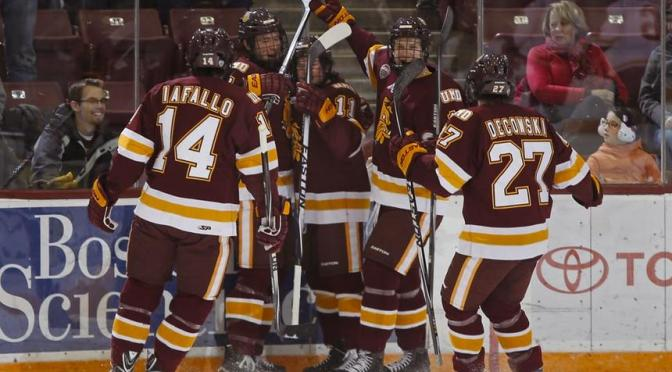 Frozen Faceoff Team Profile: Minnesota-Duluth Bulldogs