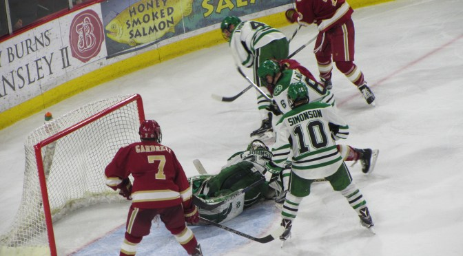 DU vs. UND: Sixth Time's the Charm