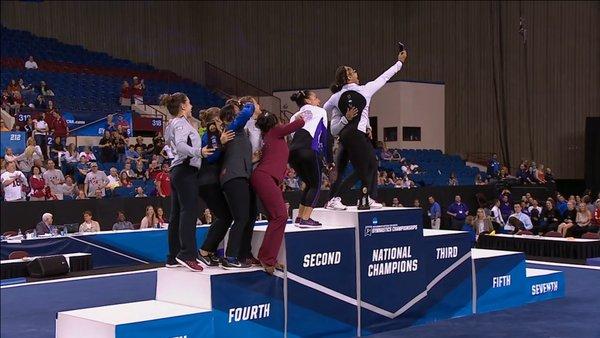 Nina McGee Takes Texas, Title & Makes History