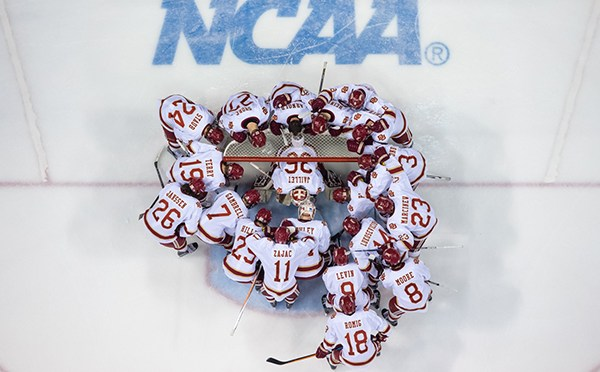 DU Frozen Four Watch Parties Around the Country