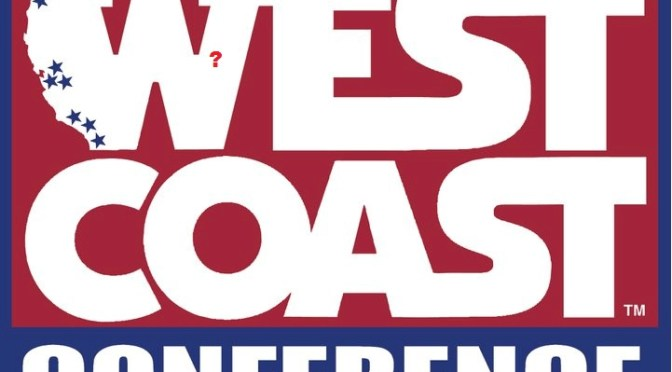 West Coast Conference Path a Minefield