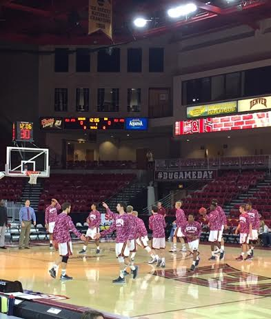 Basketball Idaho State